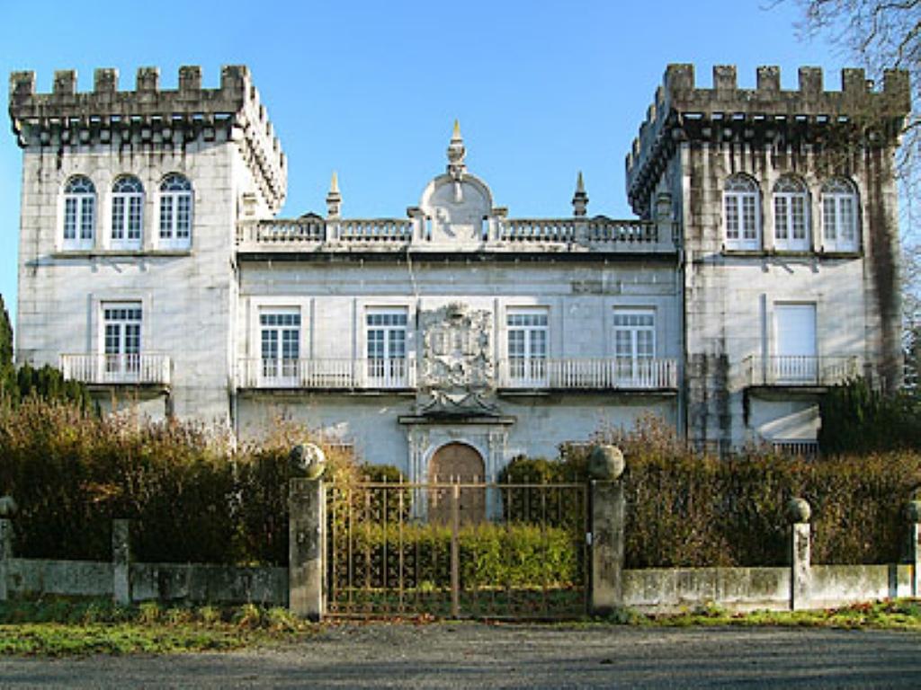 Villa de lujo mansion espa a lugo lugo venta en espa a - Campings de lujo en espana ...